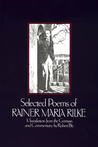 Selected Poems of Rainer Maria Rilke   1981 edition cover
