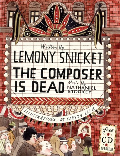 Composer Is Dead   2008 edition cover