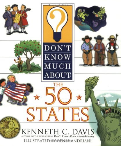 Don't Know Much about the 50 States  N/A edition cover