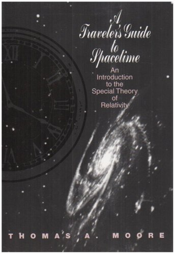Traveler's Guide to Spacetime An Introduction to the Special Theory of Relativity  1995 edition cover