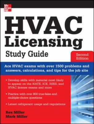 HVAC Licensing  2nd 2013 edition cover