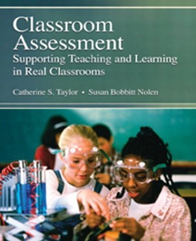 Classroom Assessment   2005 9780130974273 Front Cover