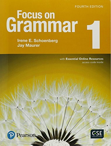 Focus on Grammar:   2016 9780134583273 Front Cover