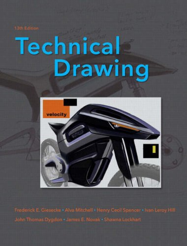 Technical Drawing  13th 2009 edition cover