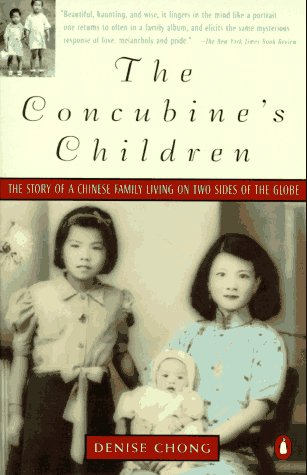 Concubine's Children The Story of a Chinese Family Living on Two Sides of the Globe N/A 9780140254273 Front Cover