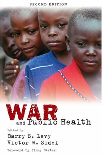 War and Public Health  2nd 2007 edition cover