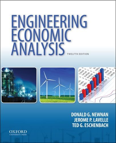 Engineering Economic Analysis  12th 9780199339273 Front Cover