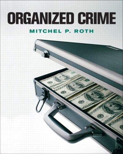 Organized Crime   2010 edition cover