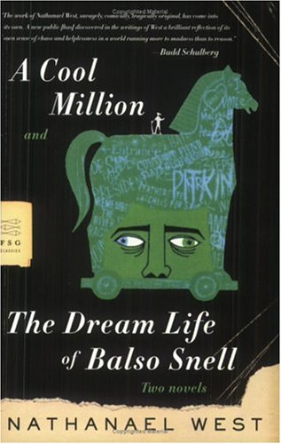 Cool Million and the Dream Life of Balso Snell   2006 edition cover