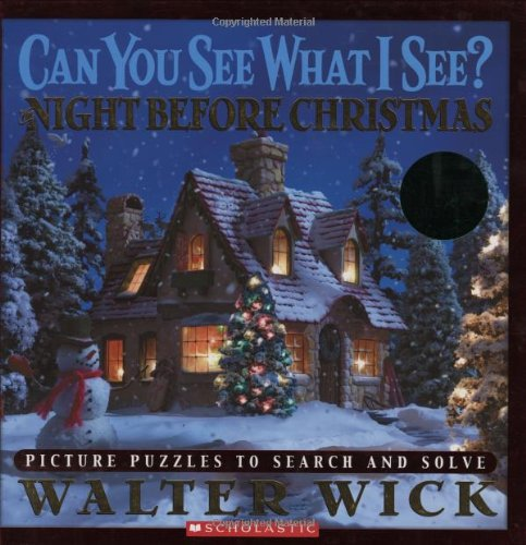 Can You See What I See? Night Before Christmas  2005 edition cover