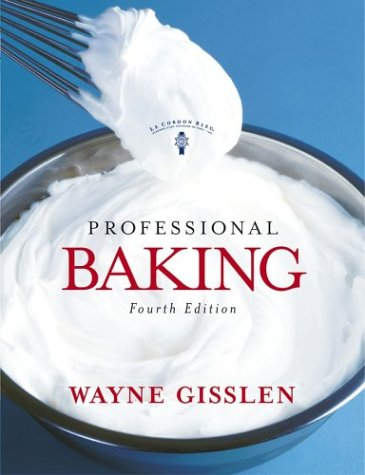 Study Guide to Accompany Professional Baking  4th 2005 (Revised) edition cover