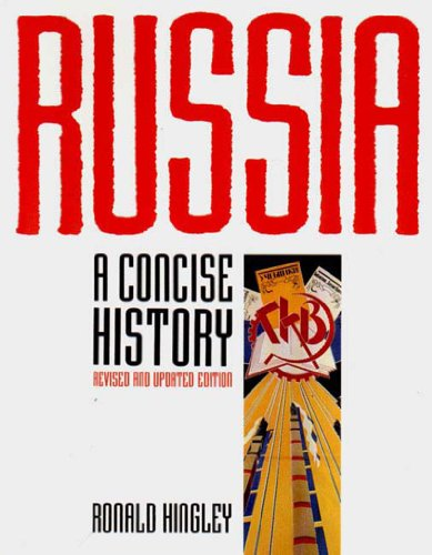 Russia A Concise History 2nd 1991 (Revised) edition cover