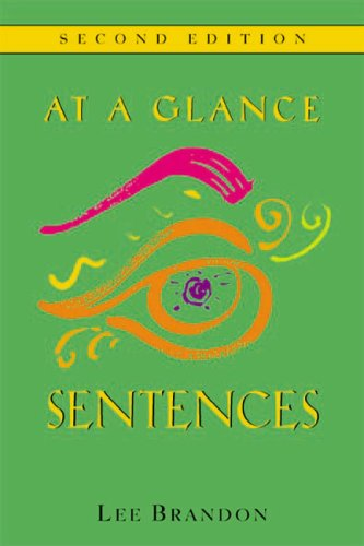 Sentences  2nd 2003 9780618214273 Front Cover