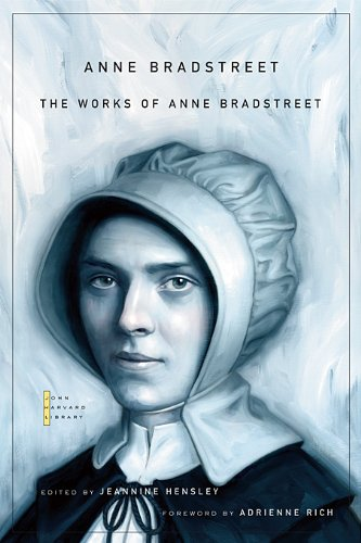 Works of Anne Bradstreet   2010 edition cover
