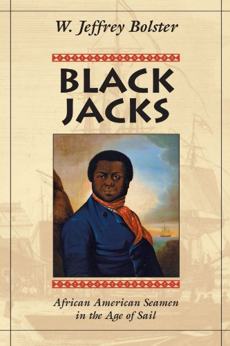Black Jacks African American Seamen in the Age of Sail  1997 edition cover