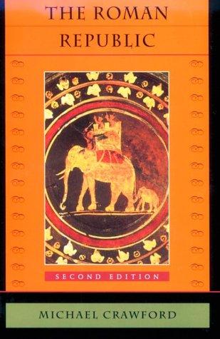 Roman Republic  2nd 1992 edition cover