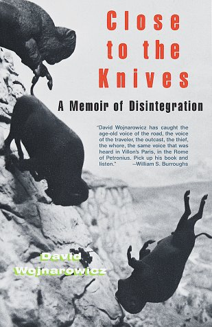 Close to the Knives A Memoir of Disintegration N/A edition cover