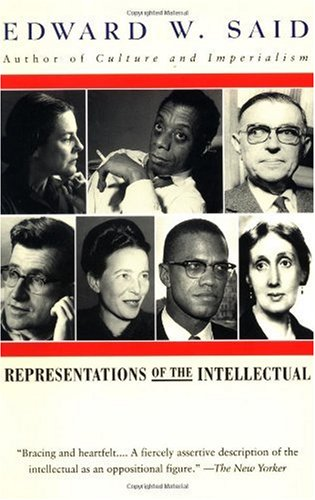 Representations of the Intellectual   1996 edition cover