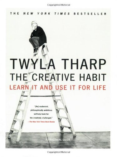 Creative Habit Learn It and Use It for Life  2006 9780743235273 Front Cover