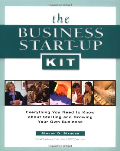 Business Start-Up   2002 edition cover
