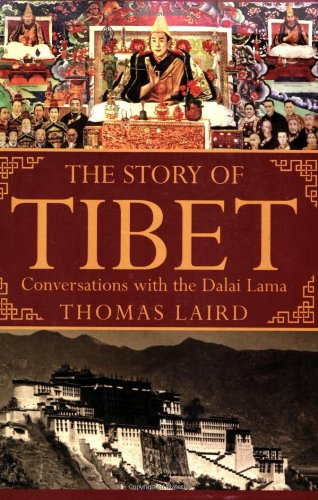 Story of Tibet Conversations with the Dalai Lama  2007 edition cover