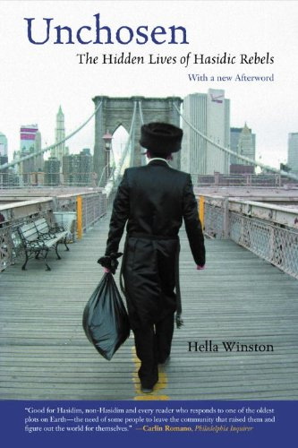 Unchosen The Hidden Lives of Hasidic Rebels  2006 edition cover