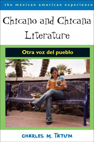 Chicano and Chicana Literature Otra Voz del Pueblo  2006 edition cover