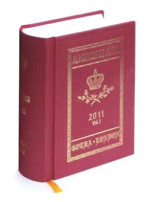 Almanach de Gotha 2012   2011 9780953214273 Front Cover