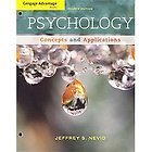 Cengage Advantage Books: Psychology Concepts and Applications 4th 2013 9781133310273 Front Cover