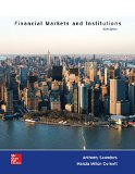 Financial Markets and Institutions with Connect Plus  6th 2015 9781259377273 Front Cover