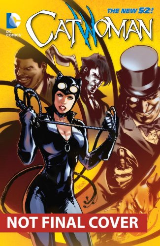 Catwoman Vol. 4: Gotham Underground (the New 52)   2014 9781401246273 Front Cover