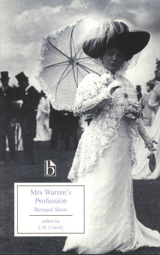 Mrs Warren's Profession   2005 edition cover