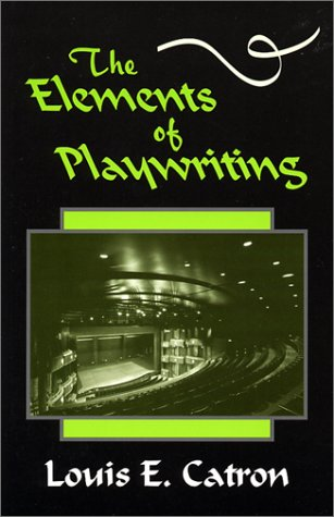 Elements of Playwriting   1993 edition cover