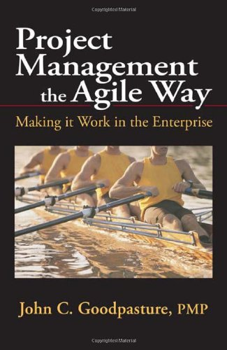 Project Management the Agile Way Making It Work in the Enterprise  2010 edition cover