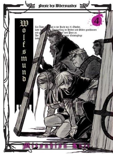 Wolfsmund, Vol 4   2014 9781939130273 Front Cover