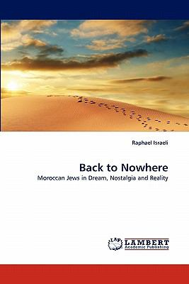Back to Nowhere  N/A 9783838385273 Front Cover