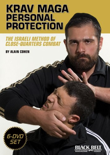 Krav Maga Personal Protection: The Israeli Method of Close-Quarters Combat System.Collections.Generic.List`1[System.String] artwork
