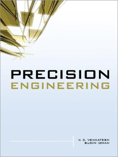 Precision Engineering   2008 9780071548274 Front Cover
