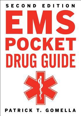 EMS Pocket Drug Guide  2nd 2013 (Revised) edition cover