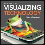 VISUALIZING TECHNOLOGY,INTRO.- N/A 9780132816274 Front Cover