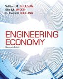 Engineering Economy  16th 2015 edition cover
