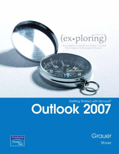 Getting Started with Microsoft Office Outlook 2007   2008 9780135141274 Front Cover