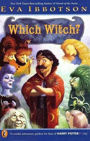Which Witch?   1979 edition cover