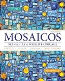 Mosaicos Volume 3  6th 2015 edition cover