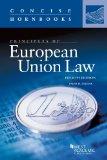 European Union Law:   2014 9780314290274 Front Cover