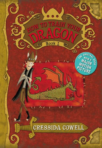 How to Train Your Dragon   2010 9780316085274 Front Cover