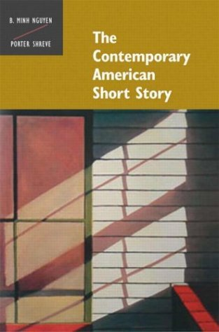Contemporary American Short Story   2004 edition cover