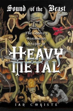 Sound of the Beast The Complete Headbanging History of Heavy Metal  2002 edition cover