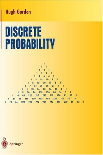 Discrete Probability   1997 edition cover