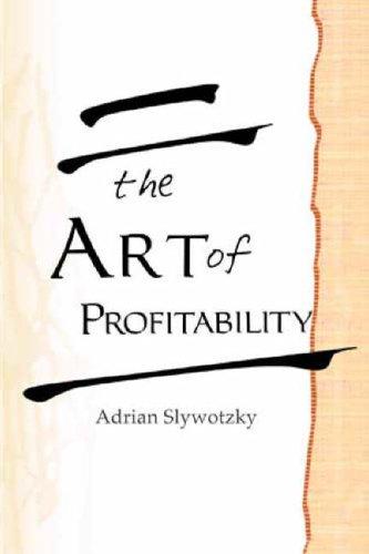 Art of Profitability   2004 edition cover